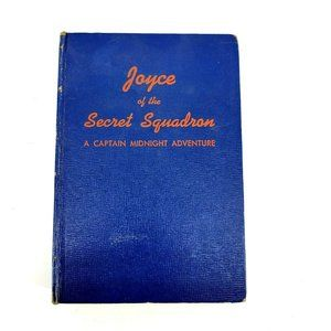 Vintage 1942 Joyce of the Secret Squadron